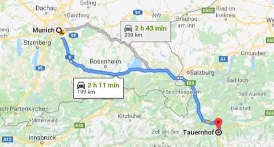 flughafen-salzburg-map